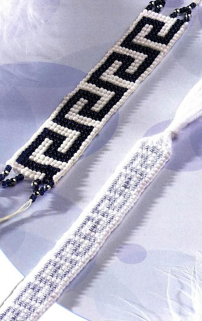29 май 2012 Мастер-класс Плетение Красивая фенечка из бисера Бисер фото 27.  28. Как просили) схемы небыло, т.к. я её...