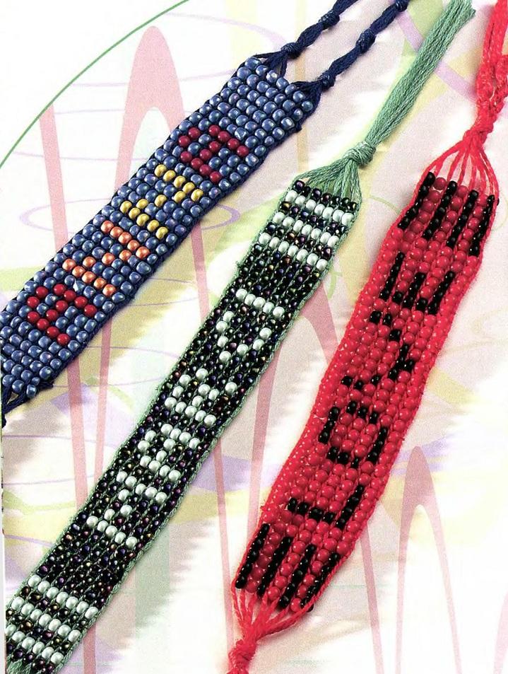 Фенечки из бисера Мода на украшения меняется, но умение сплести фенечку из бисера пригодится...