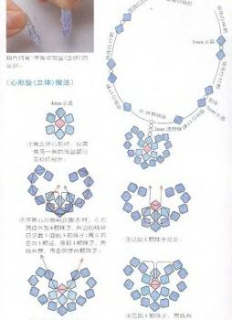 сердечки из кристаллов