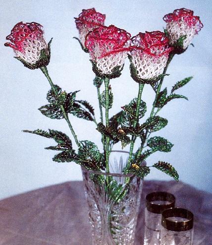 Схемы плетения деревьев и цветов из бисера Кулинария: рецепты.
