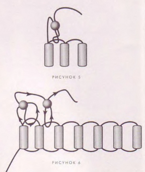 схема серег из стекляруса