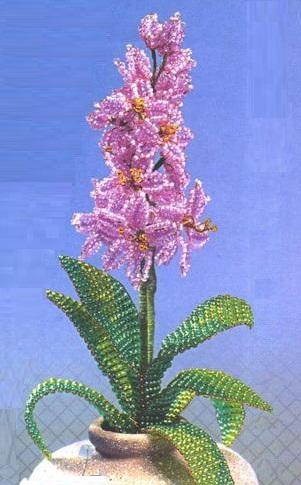 19 ноя 2012 Сегодня необычный цветок, пусть его появление послужила и всех цветов радуги, просто замените бисер на...