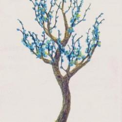 голубое дерево из бисера - Поиск компонентов и схем.
