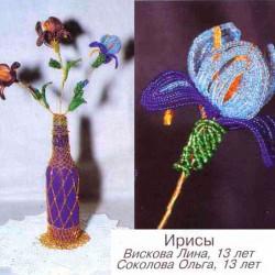 Вязание спицами английская резинка двухцветная спицами