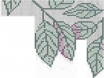 украшения с березовыми листьями