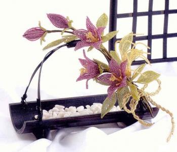самодельные цветы