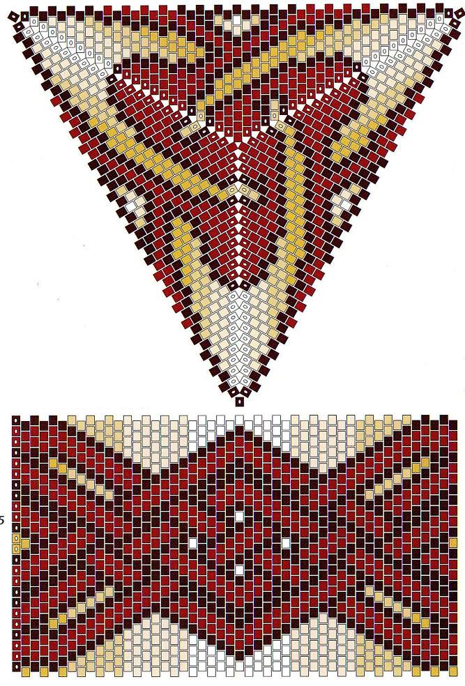 схемы шкатулки из бисером - Сайт о бисере.