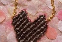 сумочка как сердце