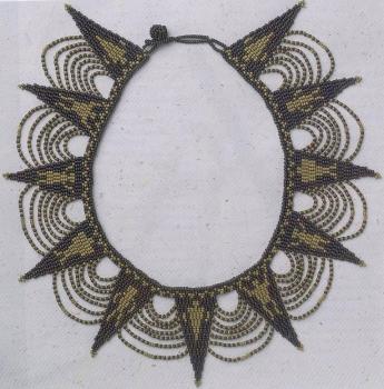 ожерелье петроглиф