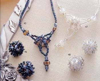 украшения из кристаллов