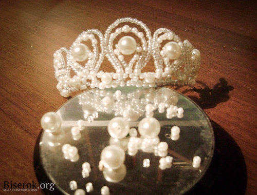 белая корона