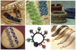 различные браслеты