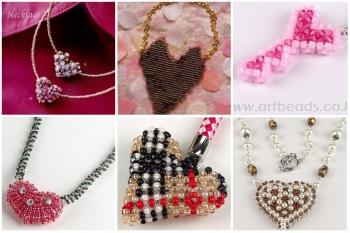 сердечки-валентинки