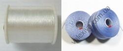 Для плетения можно использовать рыболовную и специальную леску, нитки, резинку или проволоку.