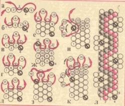 shema-braslet-iz-bisera-3-300x256