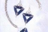 треугольные украшения