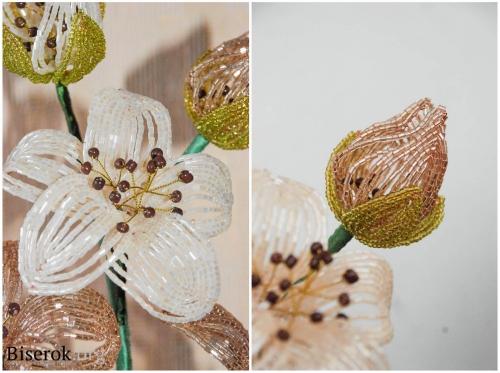 цветок из рубки