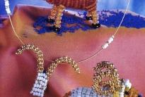 Знак зодиака овен из бисера