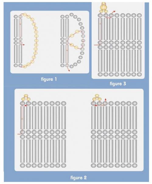 Плетем браслеты по схеме