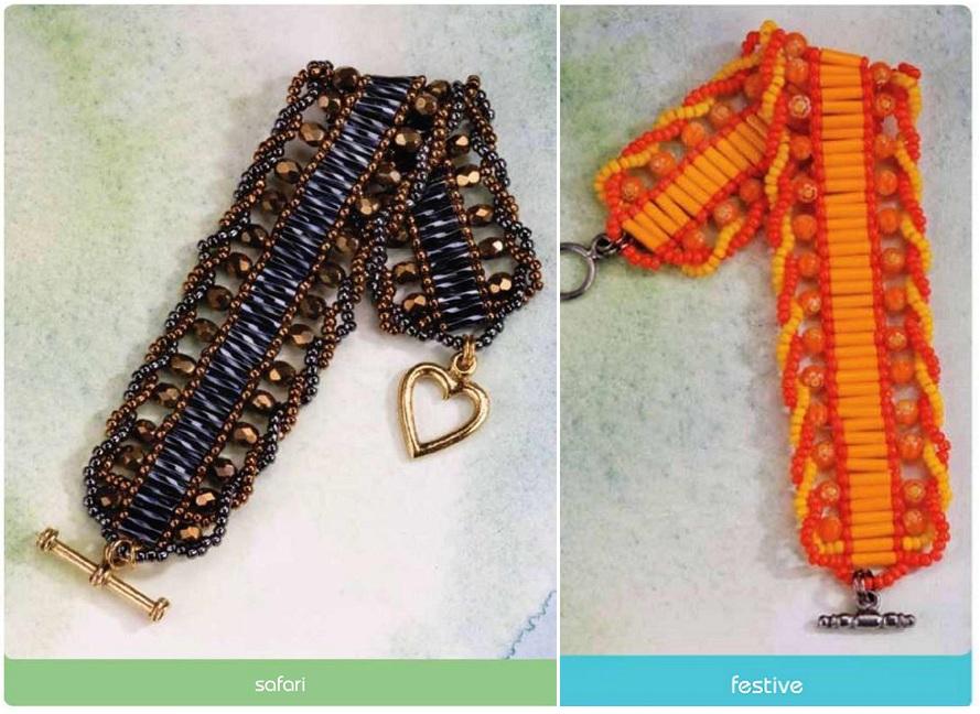 """На нашем женском портале  """"Дамочка """" Вы в любой момент можете найти новость - плетение браслетов из мелкого бисера, с..."""