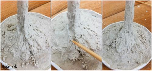 плетем дерево 5