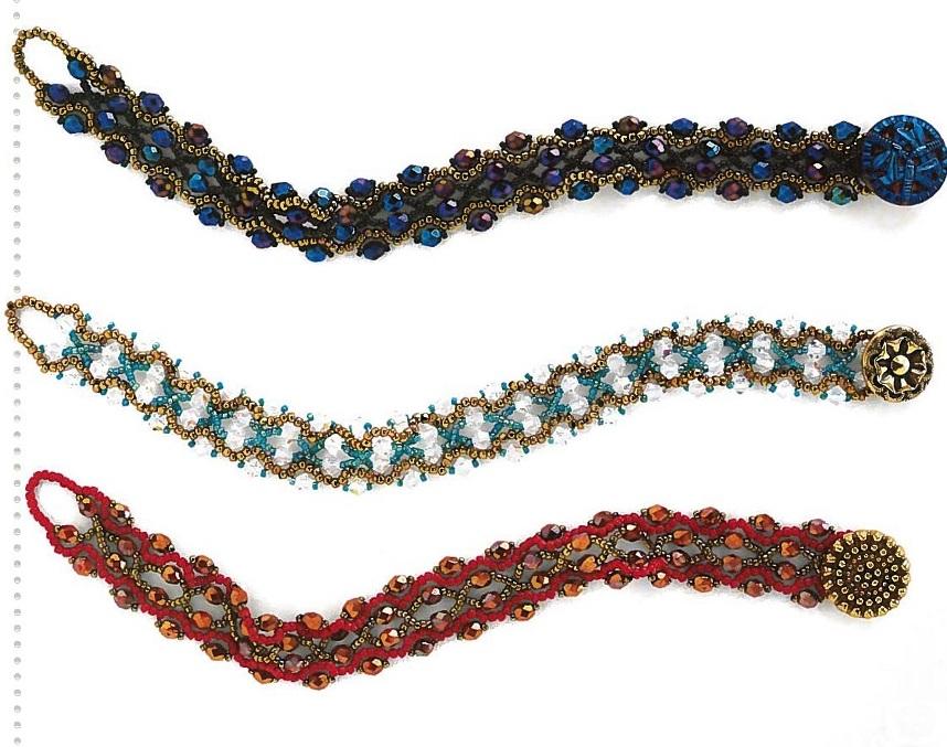 Учимся плести браслеты из бисера по схемам. бисер мелкий 12 цвета А - бисер средний 10 цвета Б - граненые или круглые...
