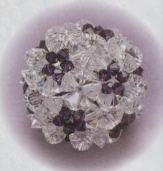 Шар из кристаллов