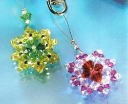 Делаем кулоны из кристаллов