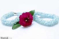 голубой шнур