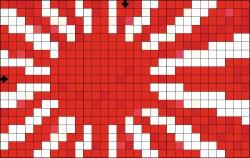Красивая схема флага