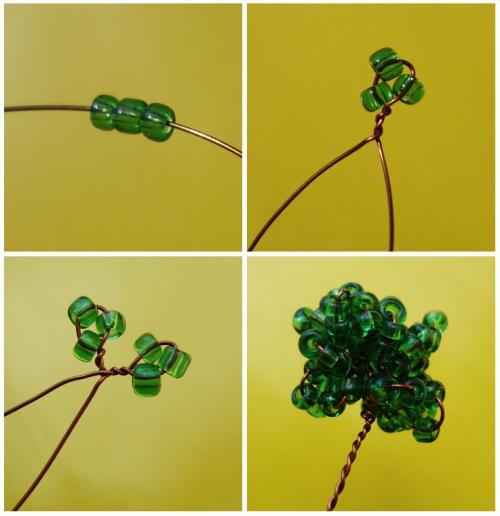 Твитнуть.  Разделы.  Автор: Admin Дата: 04.11.2013 Описание: Как плести цветы из бисера.