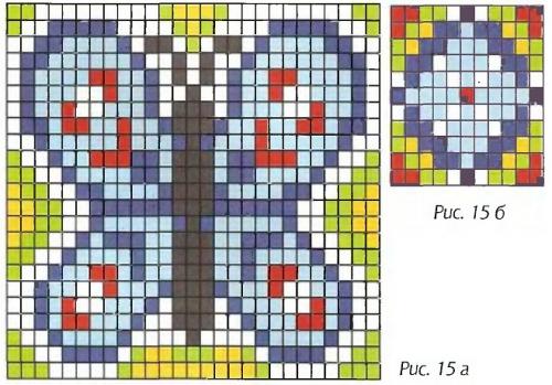 Схема с бабочкой
