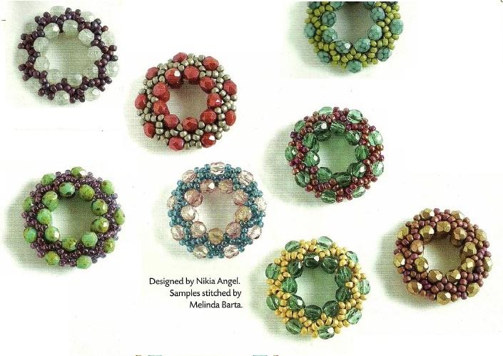 В статье: Плетение кольца из бисера и бусинИзображения кольца из бисера и... вы найдете схемы плетения различных...