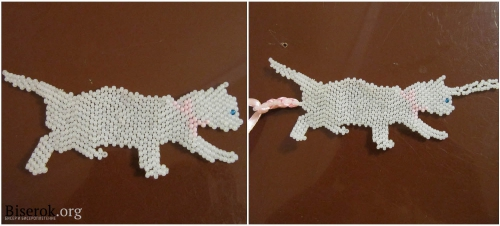 плетем кошку