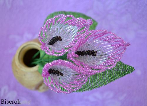 Букет цветов каллы