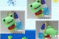 Лягушки и жабы (5 схем)