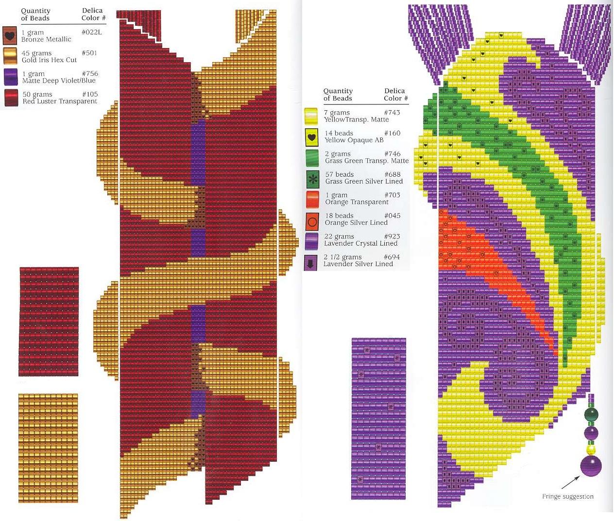Плетение на станке схемы описания