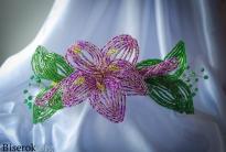 корона королевы цветов