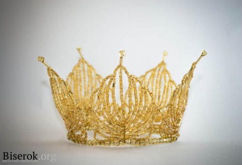 Самодельная корона