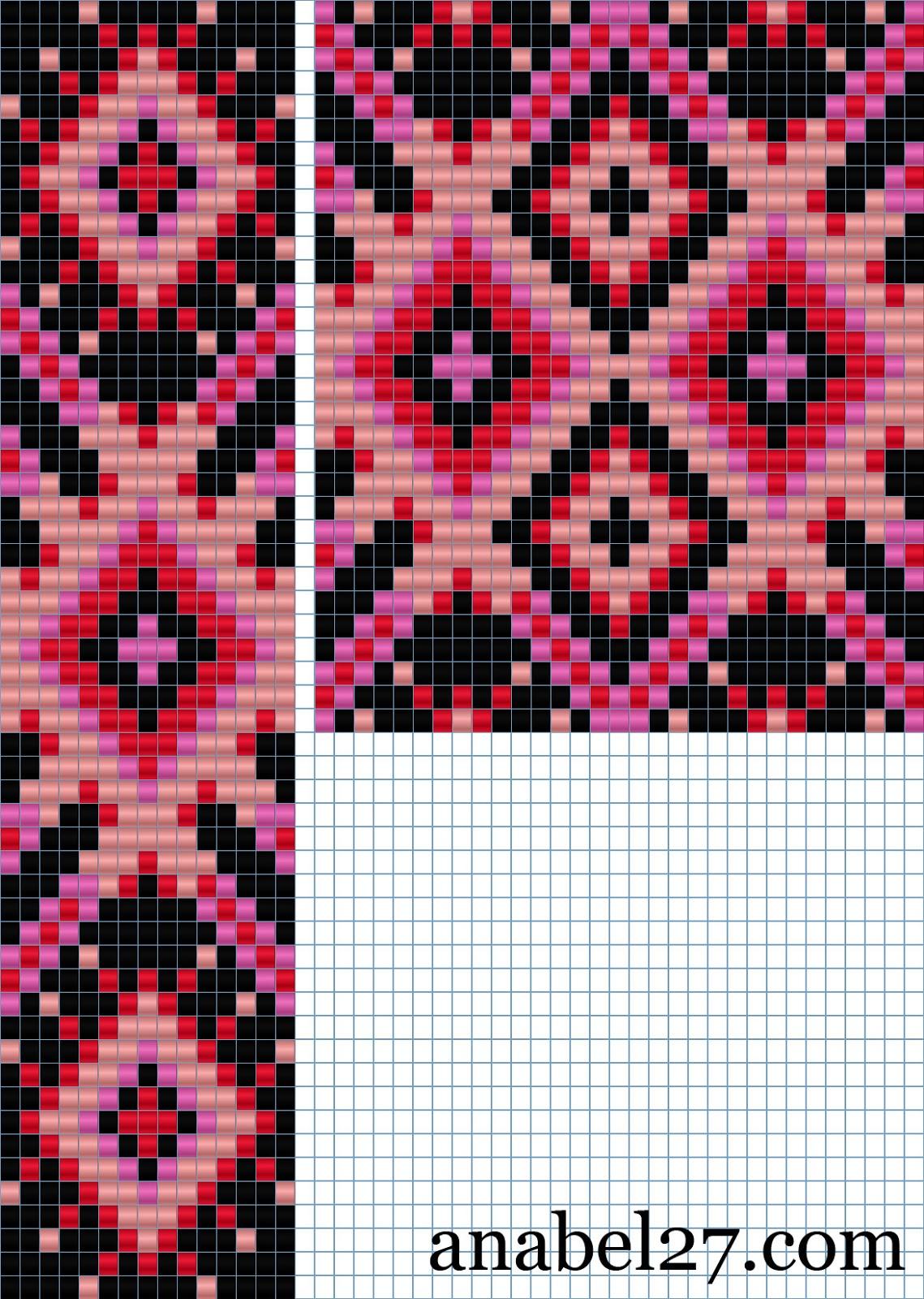 схема плетения. гердан из бисера 6. гердан схема. схема 6. гердан голубой. гердан-5 схема.