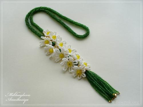 цветочный лариат