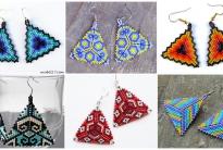 18 схем треугольников