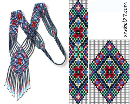 biserok.org схема плетения