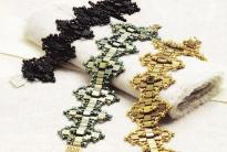 красивые браслеты из бисера