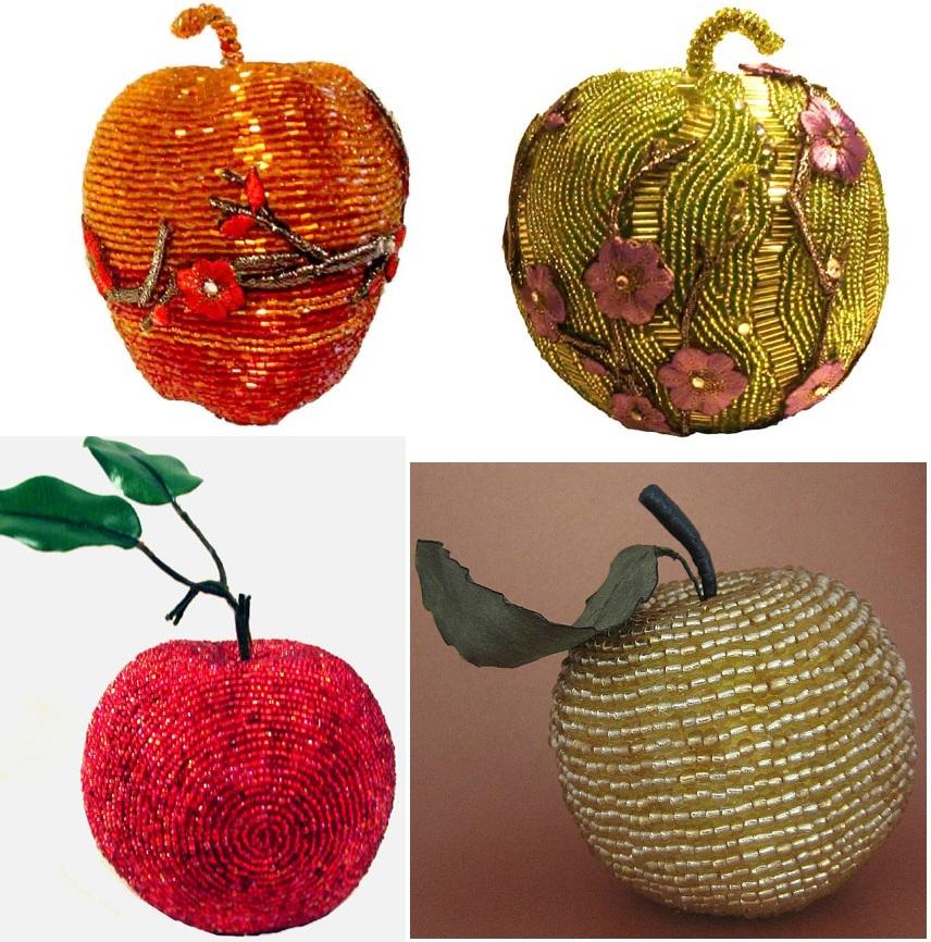 Как сделать яблоко