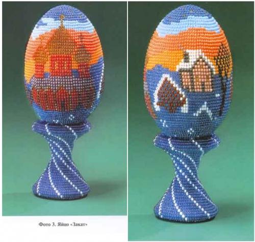 своими руками яйцо