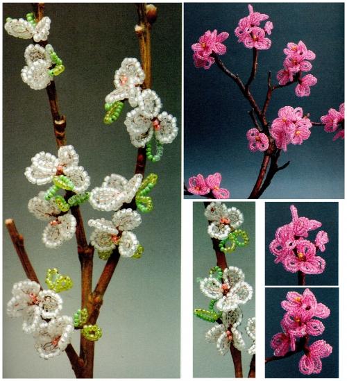 Это очень простая и интересная идея, вы можете взять веточку настоящего дерева и украсить ее белоснежными или...
