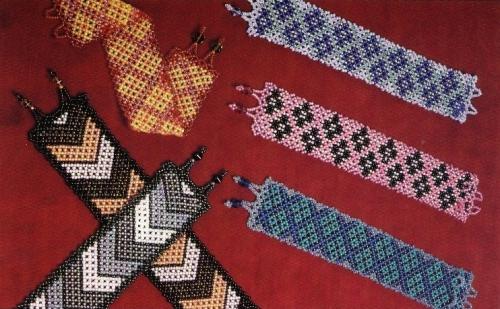 браслеты с орнаментами