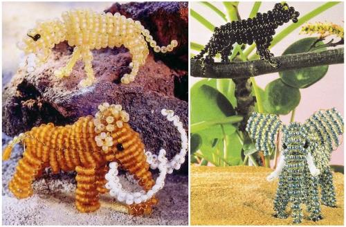 Уже . схемы плетения шариков из бисера; деревья.цветы и животные на 8 марта... деревья.цветы и животные на 8 марта из...