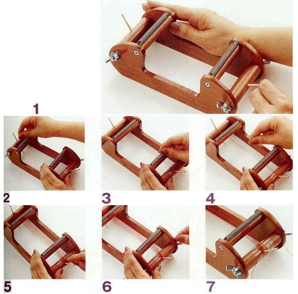Как сделать станок для бисером своими руками